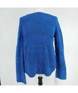Style & Co Women's Sweater M Medium Blue Ocean Tide Knit  - $24.74