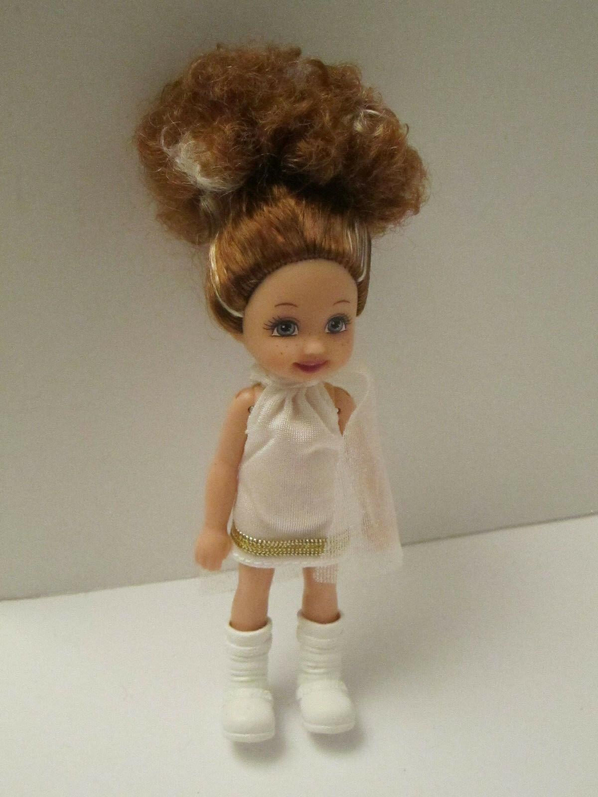 Primary image for MINT Bride of Frankenstein Kelly 2009 Merry Monsters Barbie Lil Sis Target Doll