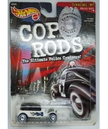 Hot Wheels Cop Rods 1932 Ford Vicky Police Cruisers Syracuse, NY 23444 - $9.49