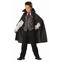 Boys Midnight Vampire Halloween Costume  - $25.00