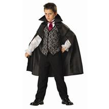 Boys Midnight Vampire Halloween Costume  - $25.00