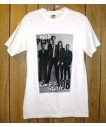 Push Play Concert Tour T Shirt 2008 Rock The States - $64.99