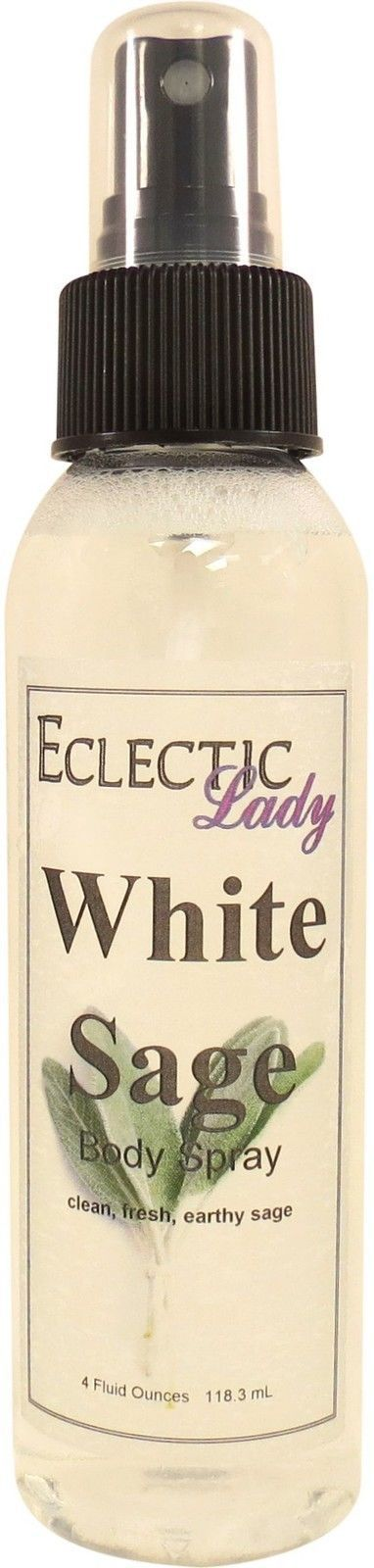 White Sage Body Spray