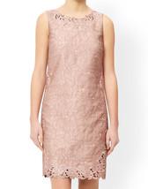 MONSOON Daisy Pink Jacquard Dress Size UK 12 BNWT - $115.42
