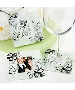 Floral and Fantastic Photo Coasters, 33 - $67.76