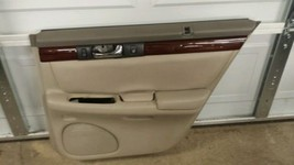 98-04 Cadillac Seville STS Rear Right Passenger Side Door Panel Cover - $88.98