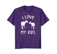 Funny Goat Lover T-Shirt Urban Farmer Kids Sheep Gift - $17.99+