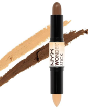 NYX Wonder Stick Highlight and Contour Stick - WS03 Deep - 4 PACK - $14.95