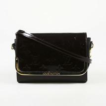 "Louis Vuitton Monogram Patent Leather ""Rossmore PM"" Crossbody Bag - $960.00"