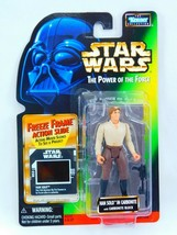 Star Wars Episode V Classic Han Solo in Carbonite NewSealed w/Movie Acti... - $29.91