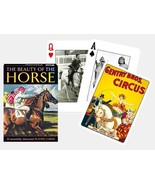 The Beauty of the Horse Playing Cards by Piatnik New Sealed Each Card Di... - $9.95