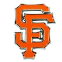Fanmats MLB San Francisco Giants Diecast 3D Color Emblem Car Truck 2-4 Day Del. - $15.83