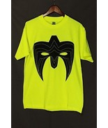 NEW Men's WWE Legends Ultimate Warrior T-shirt Classic Fit  Medium - $9.94