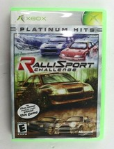RalliSport Challenge (Microsoft Original Xbox, 2002) No Manual Tested - $4.95