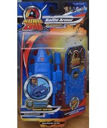 NEW Kung Zhu Pets Special Forces Stonewall's Night Raid Battle Armor BRA... - $12.86