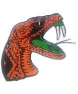 Florida A&M Rattlers Iron On Patch                                      ... - $4.99
