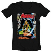 Werewolf by Night T Shirt retro 1970s Marvel Comics horror cotton graphic tee image 1