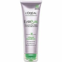 L'Oreal Hair Expertise EverPure Volume Shampoo, Rosemary Juniper, 8.5 Ounce - $6.92