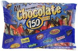 Nestle Hershey Chocolate Assortments Mini Individually Wrapped 150 Piece... - $26.95+
