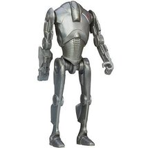 Star Wars Episode II Super Battle Droid - $9.79