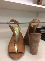 Worn 39 Size Once Camuto Vince US Shoes Leather Heels Women's 9 YqSxnz6wO