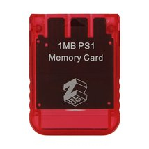 ZedLabz 1MB 15 block memory card for Sony PS1 PSX PlayStation one - PS2 ... - $6.79 CAD