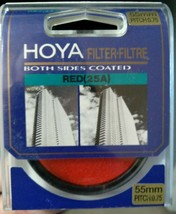 Hoya Red 25A  55 mm Filter - $12.99