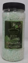 Body Relaxing Eucalyptus Mint - Mineral Bath Soak, 19.1 oz,(Clinical Works) - $9.25