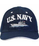 U.S. Navy Ship Cap - £18.90 GBP