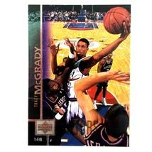 Tracy McGrady Rookie Card 1997-98 Upper Deck #300 Green Border Variation... - $29.65