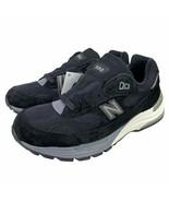 New Balance Men's 992 Shoe Size 5 Black Grey M992BL - Factory Seconds - $129.99
