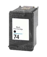 Replacement HP 74 Ink Cartridge - Black - CB335WN / CB335W - $13.58