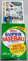 LARGE 1984 Topps Super Size MLB Baseball Picture Card Pack - Eddie Murray - $4.94