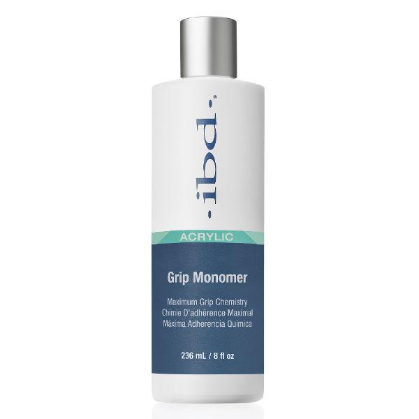IBD Grip Monomer Acrylic Liquid, 8 oz