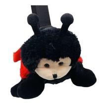 """Unipak Ladybug 12"""" Purse Plush Backpack for Small Child  - $13.85"""