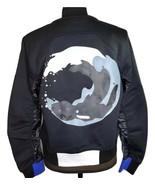 UNDER ARMOUR Sportswear Womens Track Bomber Jacket Black Size M $300 - $96.74