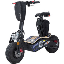 Electric Scooter MotoTec MAD 1600W 48V Folding Scooter Up to 22 Miles Per Charge image 1