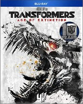 Transformers: Age of Extinction 10 Year Anniversary  [Blu-ray+DVD+Digital]