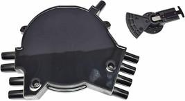 95-97 GM LT1 LT4 Optispark Distributor Cap, Rotor, 8mm Spark Plug Kit image 2