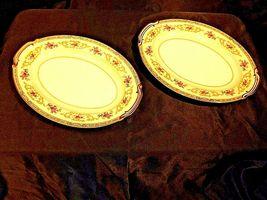 Noritake China Japan (Colby Pattern # 5032) serving platters AA19-1490 Vintage image 6
