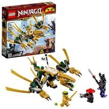 Lego Ninjago Legacy Golden Dragon 70666 Building Kit Pcs 198 Kid Toys Gi... - $29.67