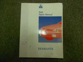 1997 Mitsubishi Diamante Body Repair Service Shop Manual Factory Oem Book 97 - $15.82