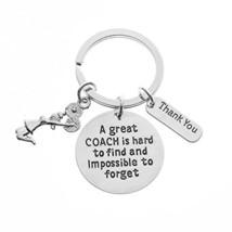 Infinity Collection Cheer Coach Gift- Cheerleading Coach Keychain, Cheer... - $9.99