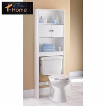 3 Shelf Bathroom Organizer Over The Toilet Stor... - $45.67