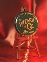Wizard of Oz 50th Anniversary large button L. Frank Baum Judy Garland - $73.50