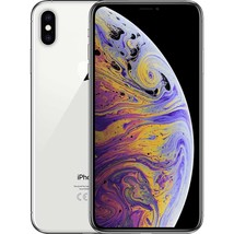 iPhone XS Max - Unlocked - Silver - 512GB - No Face ID - $491.99
