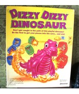 Dizzy Dizzy Dinosaur -Wind Up Dinosaur-  1993 Vintage Board Game-Complete - $29.00