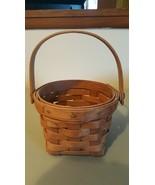 Longaberger Small Handled Measuring Basket - 1993 - $7.36