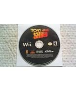 Tony Hawk: Shred (Nintendo Wii, 2010) - $3.55