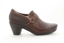 Abeo Raine Pumps Dress Shoes Dark Brow Size US 7.5 Neutral Footbed( )() - $74.45